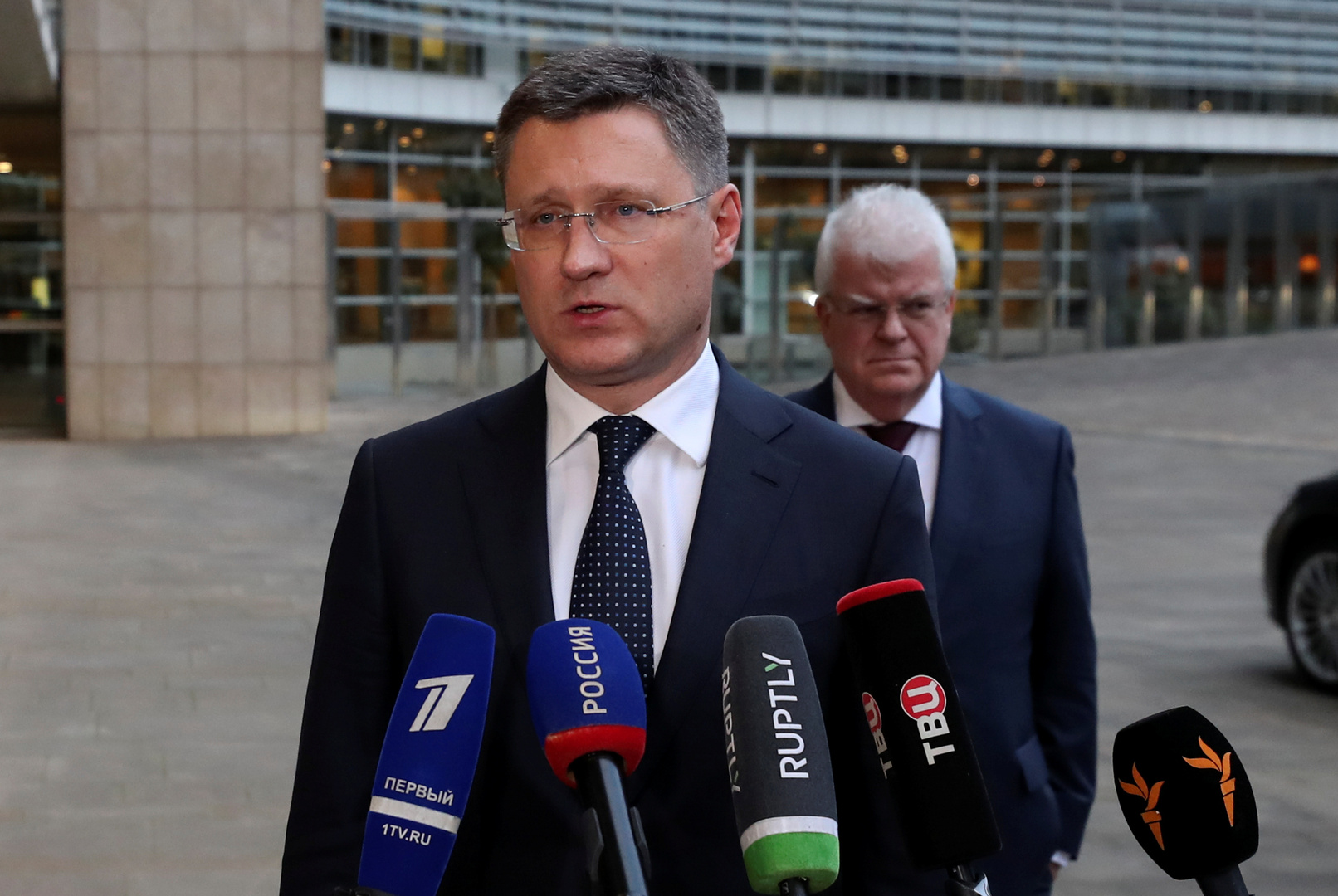 وزير الطاقة الروسي: تقليص تخفيضات الإنتاج إلى 7.7 مليونبرميل يوميا يتماشى مع اتجاهاتالسوق