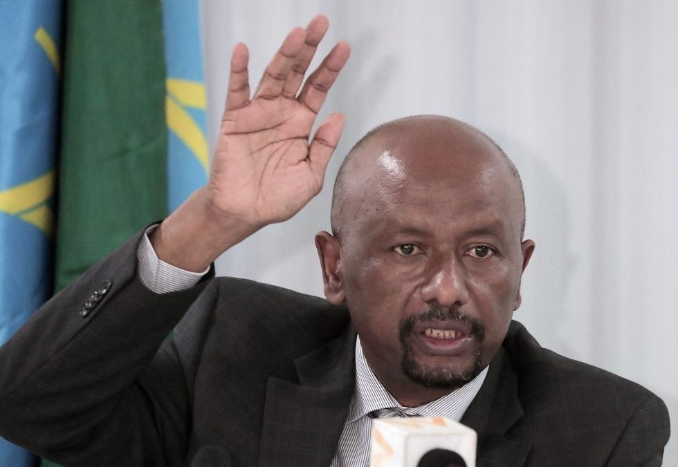 وزير المياه الإثيوبي ينفي شروع بلاده في ملء خزان سد النهضة