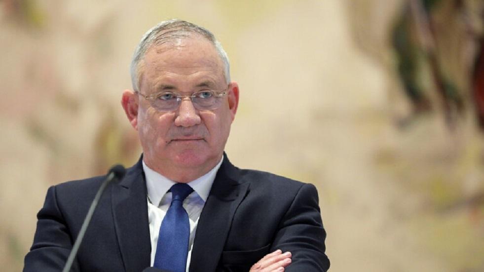 غانتس يعتقد أن كورونا قد يهدد إسرائيل لمدة عام ونصف آخر