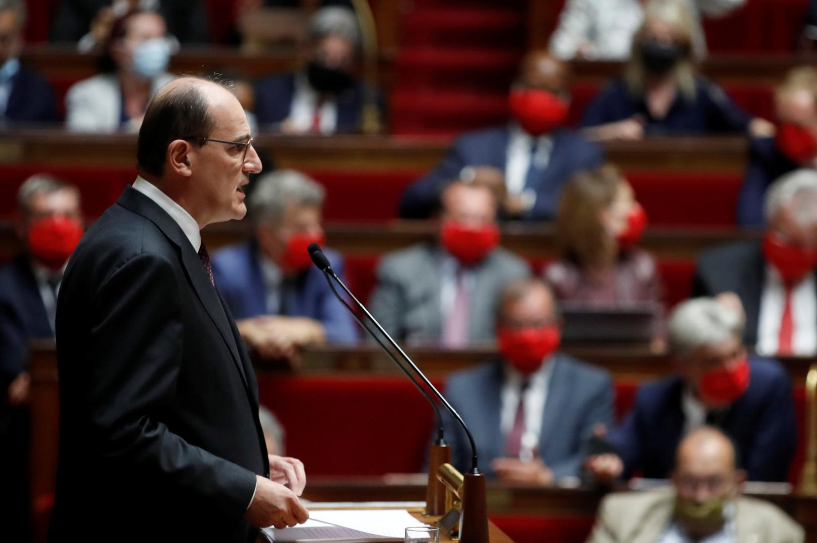 الحكومة الفرنسية تضع مشروع قانون لمكافحة