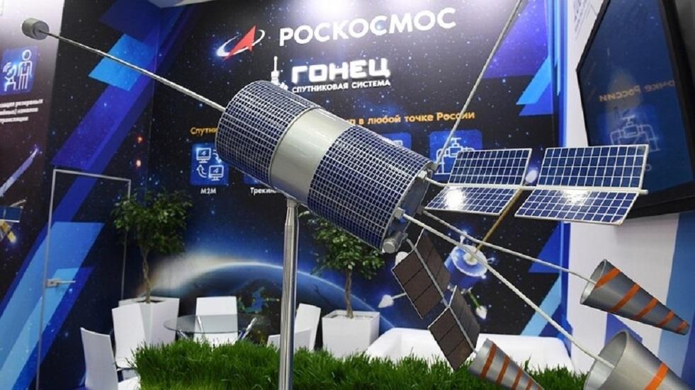 روسيا تختبر قمرا صناعيا يمكنه فحص أقمار صناعية أخرى في الفضاء