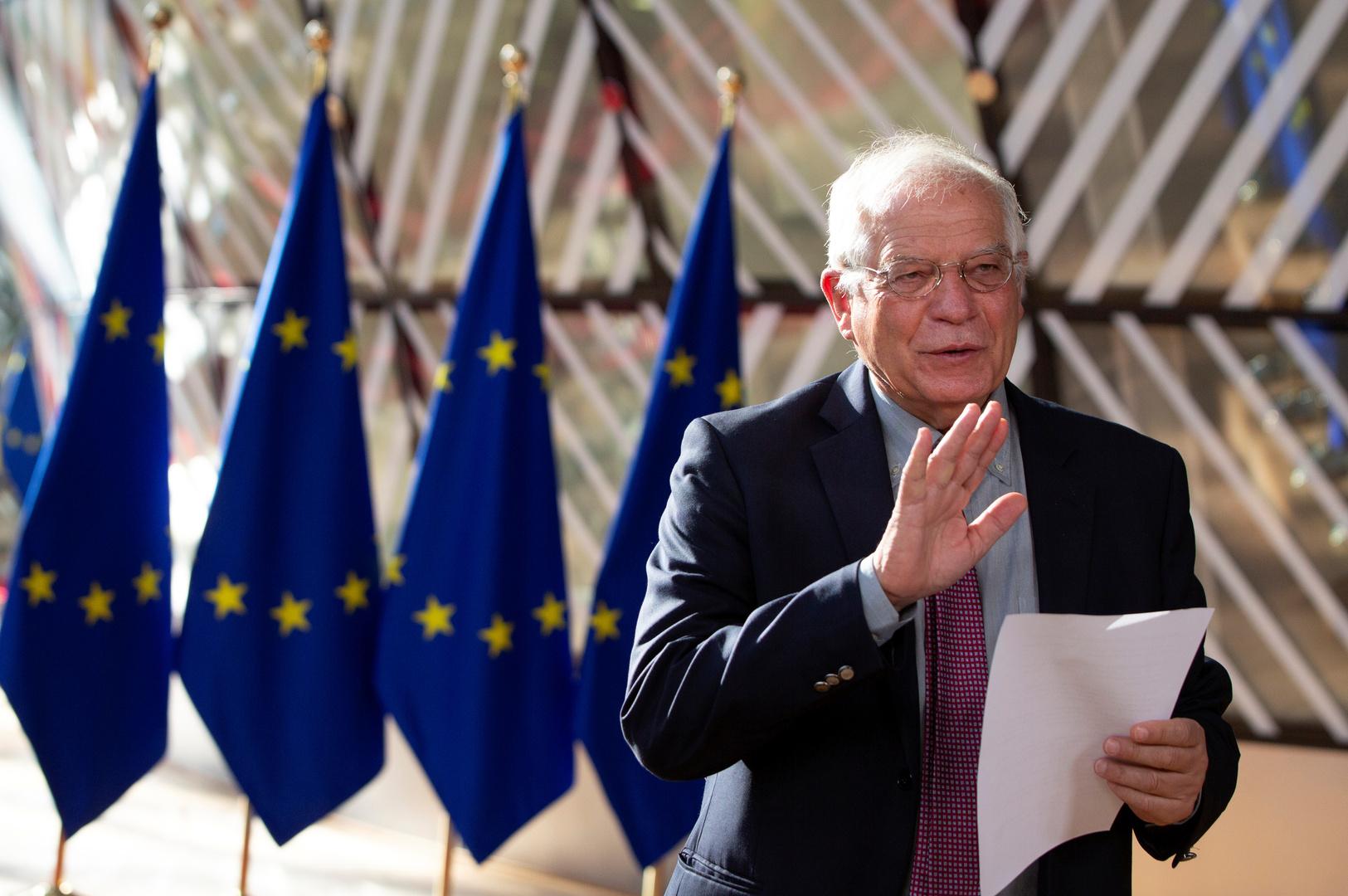 11 دولة أوروبية تطالب الاتحاد الأوروبي بإعداد إجراءات ضد إسرائيل