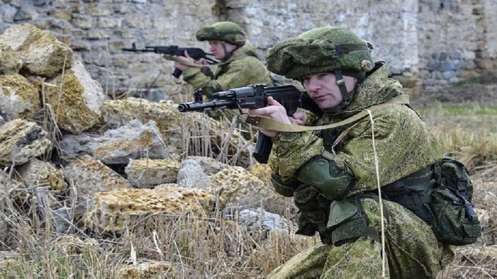 تدريبات واسعة في أسطول البلطيق الروسي مع تنفيذ رمايات