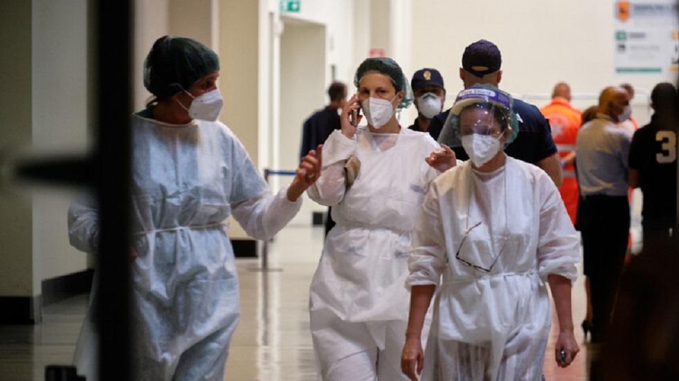 إيطاليا.. تسجيل 13 وفاة جديدة بكورونا خلال 24 ساعة