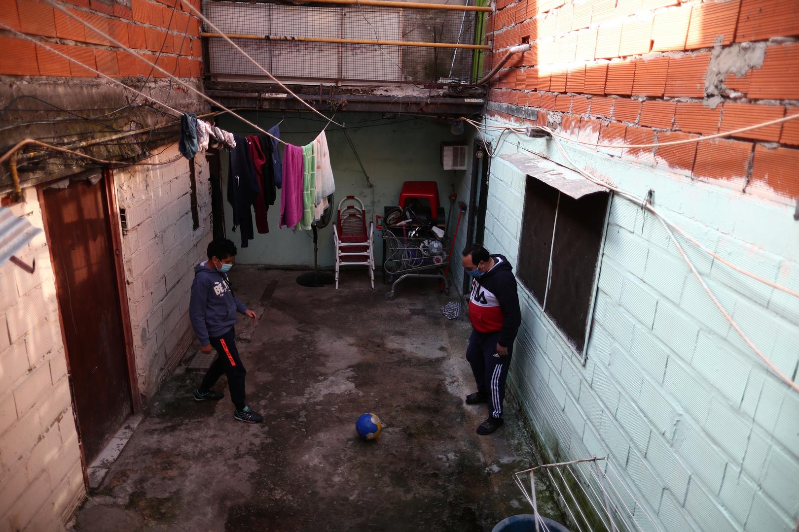 منزل في بوينس آيرس