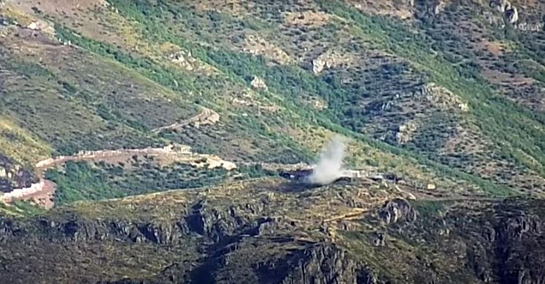 الدفاع الأرمنية تتهم أذربيجان بإطلاق عشرات القذائف على أرمينيا