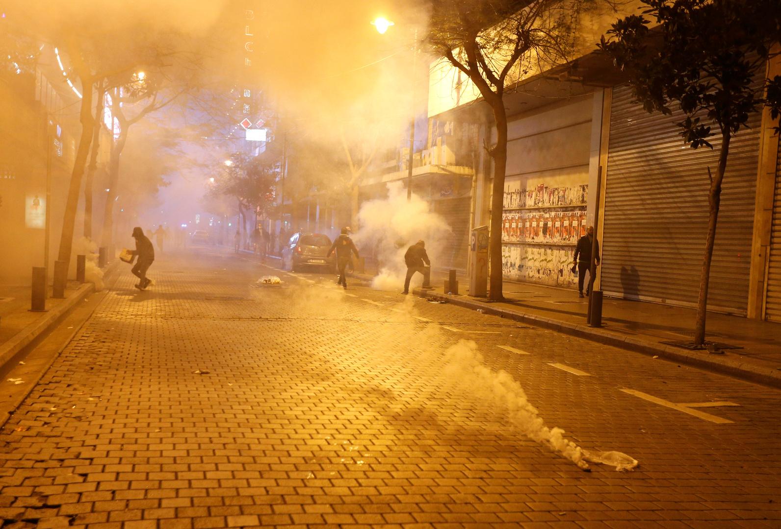 انفجار الاحتجاجات يهدد الشرق الأوسط