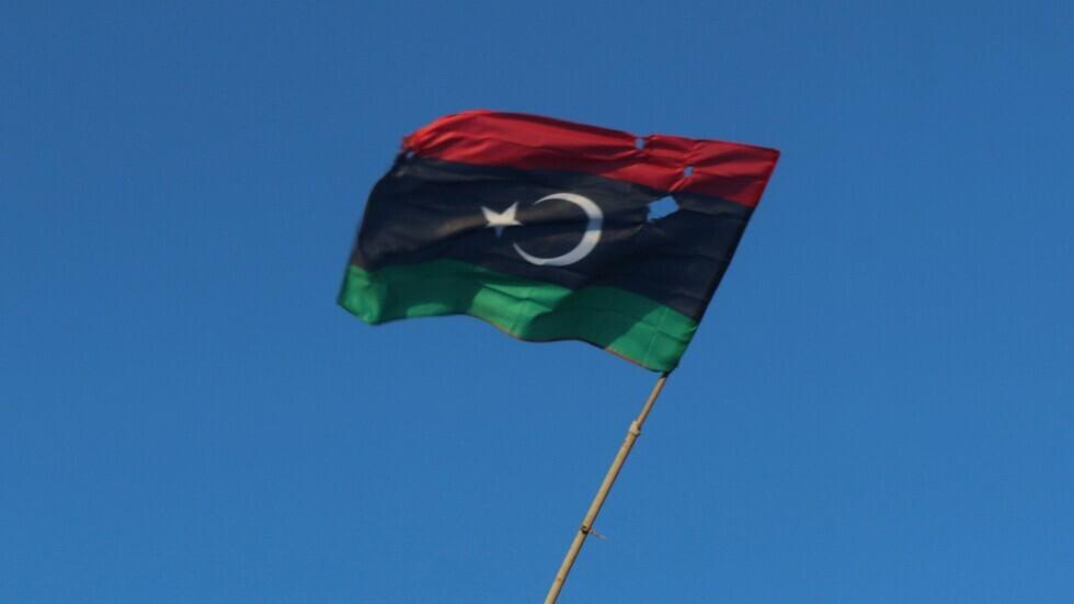 روسيا فوق معركة ليبيا