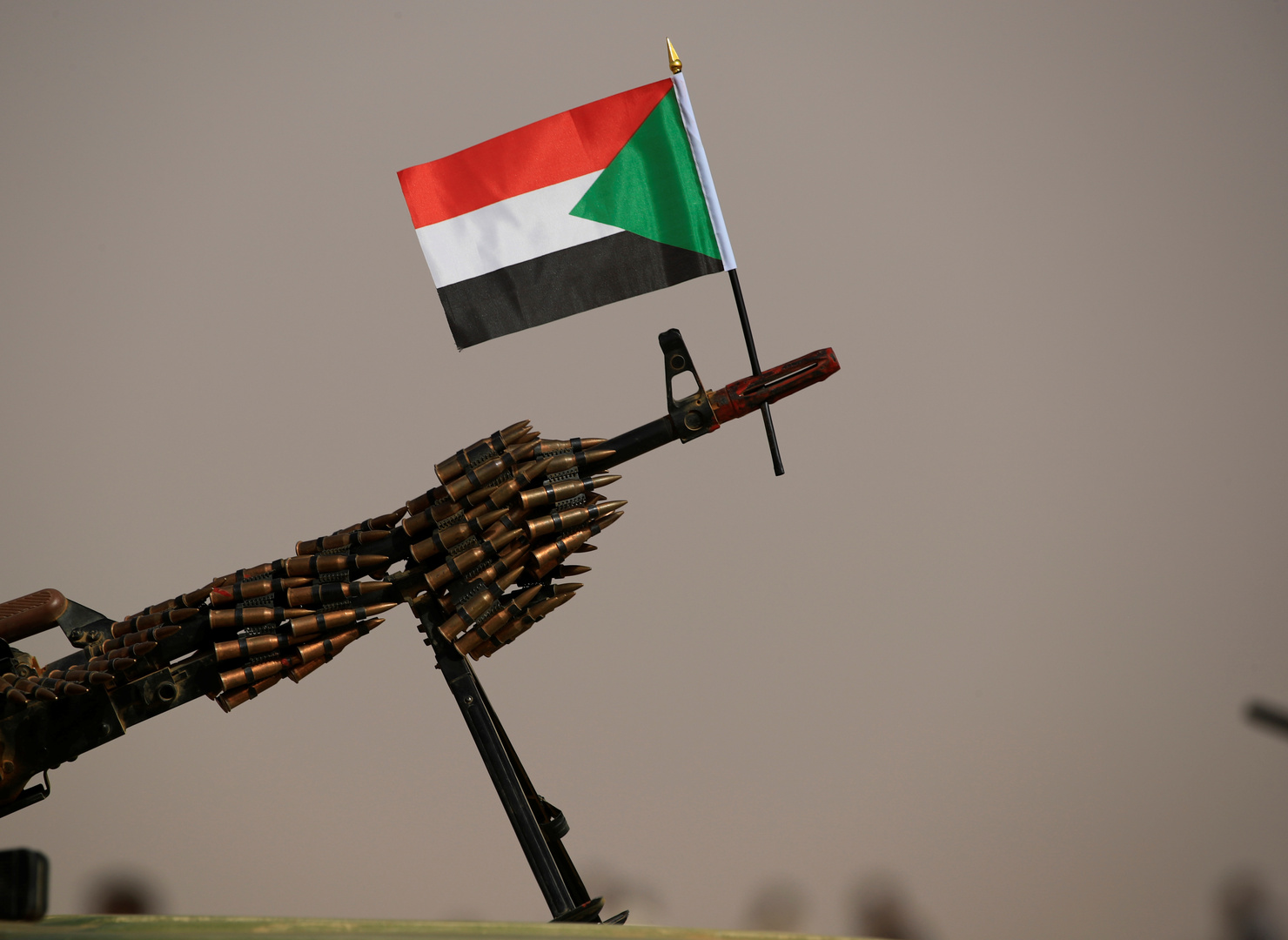 مسؤول سوداني رفيع: لن نخوض حربا في ليبيا أبدا