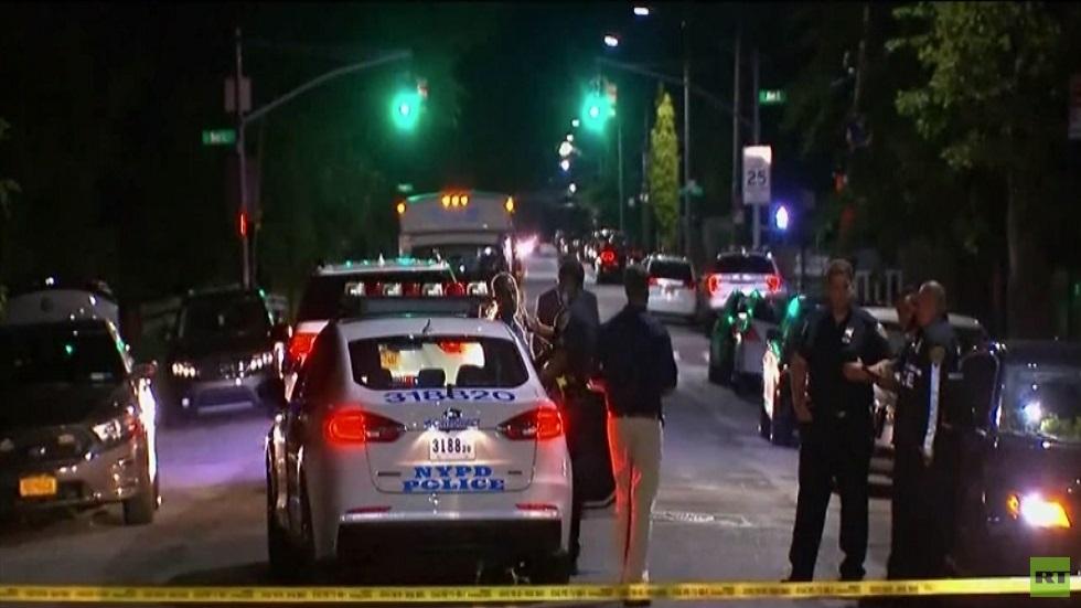 ارتفاع معدل الجريمة في نيويورك