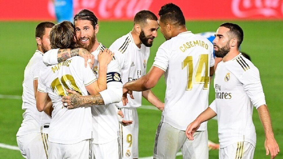 ريال مدريد يستضيف
