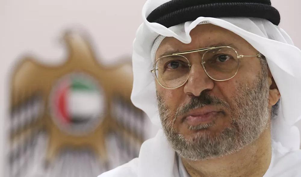 قرقاش: التدخل بشؤون العالم العربي لا يمكن أن يكون دون حساب أو عقاب