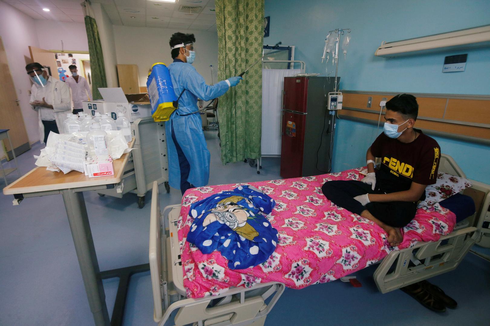 العراق يسجل 2281 إصابة و90 وفاة بكورونا خلال الـ24 ساعة الماضية