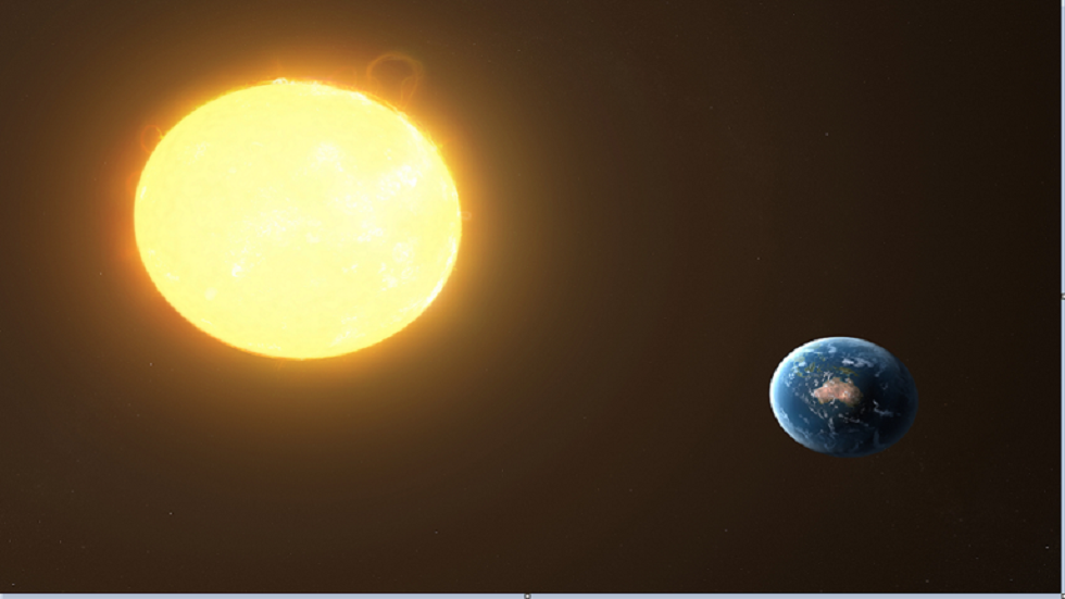 مسبار فضائي يلتقط الصور الأقرب على الإطلاق للشمس