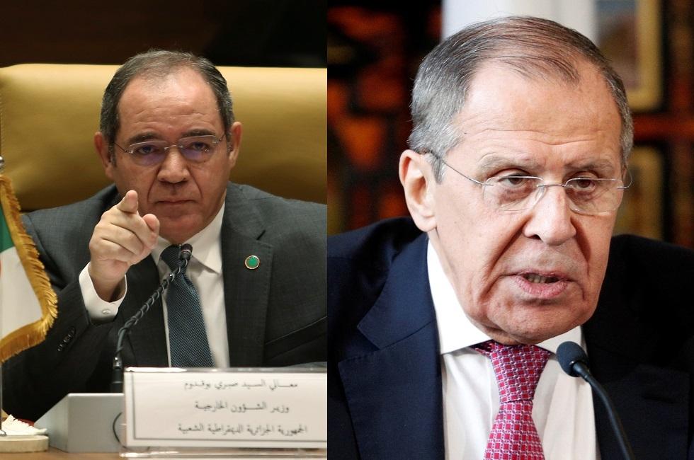 الخارجية الروسية: محادثات بين لافروف ونظيره الجزائري بموسكو الأسبوع القادم