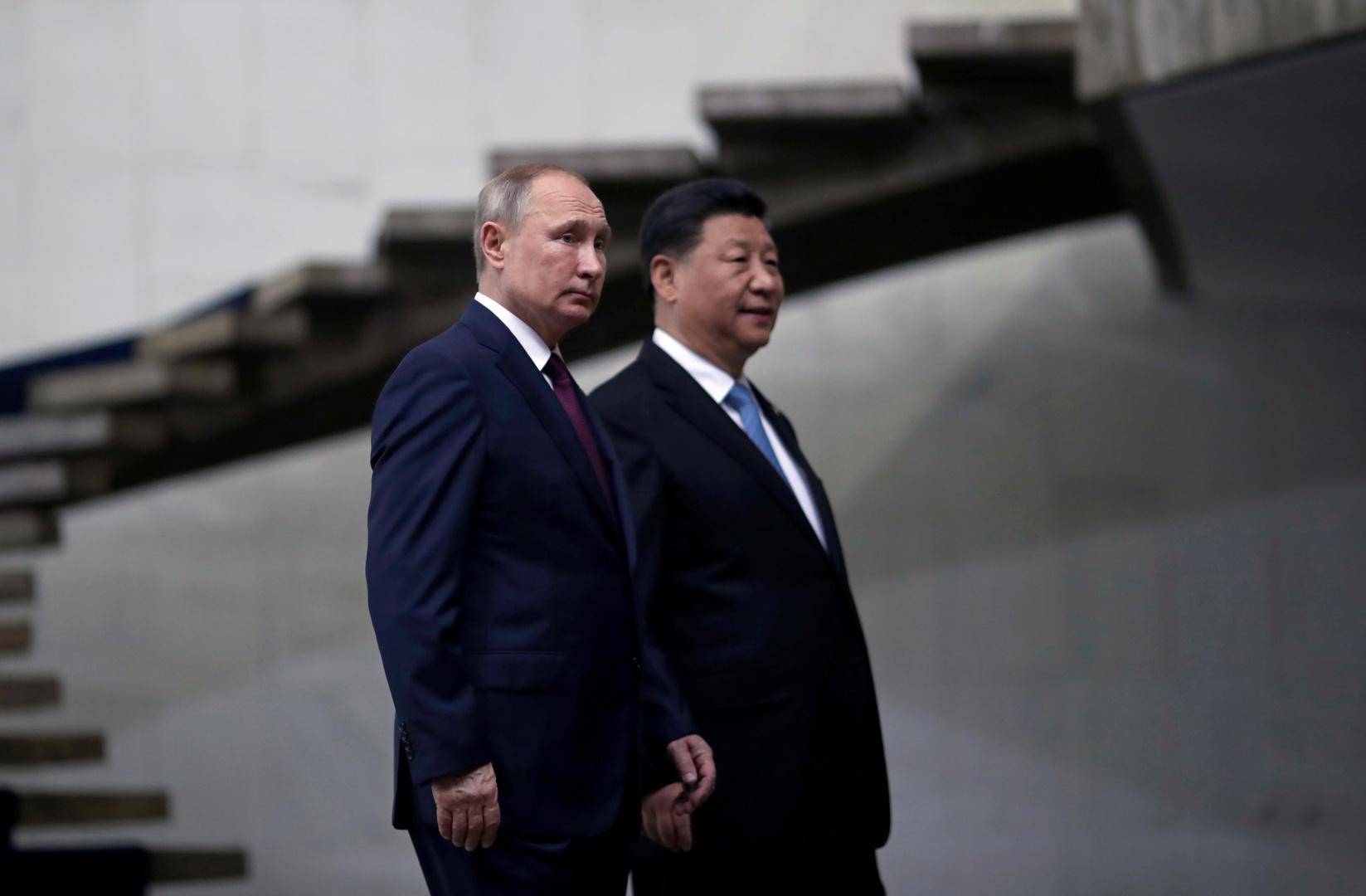 سيناريوهان وعقبتان بين روسيا والصين