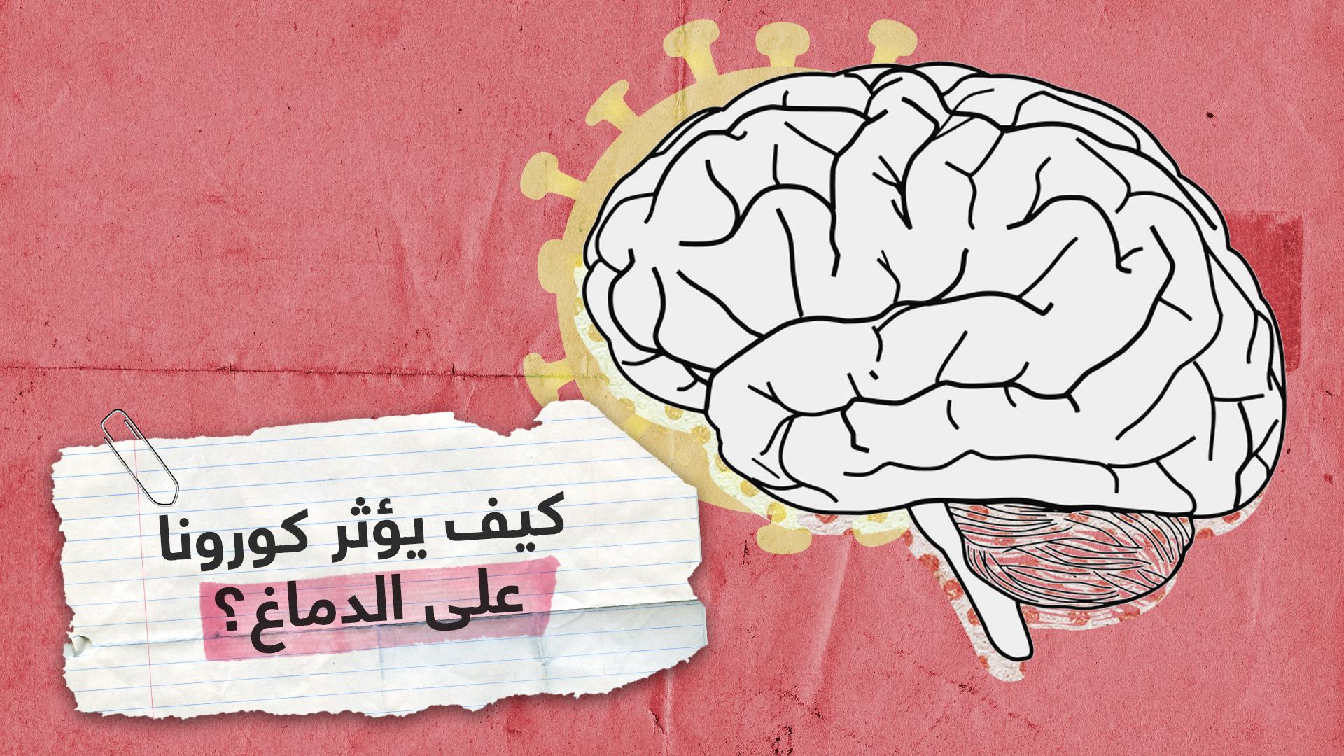 اضطرابات دماغية خطيرة تحدث لدى مرضى كورونا؟