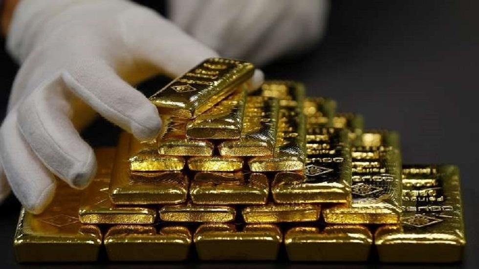 الذهب يهبط بعد قرار المركزي الأوروبي