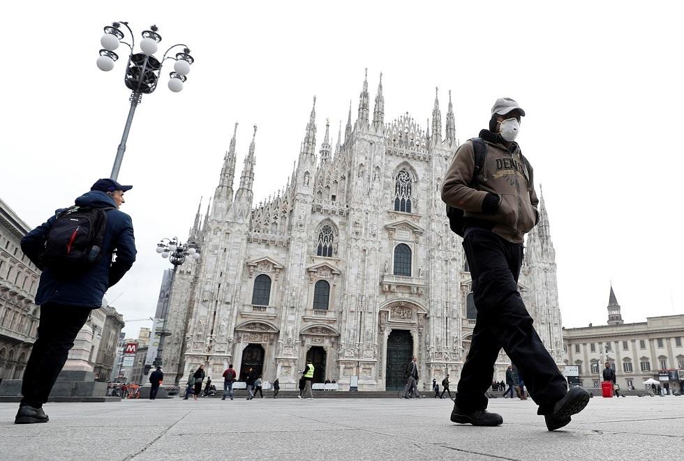 إيطاليا تضيف 3 دول إلى قائمة الحظر بسبب وباء