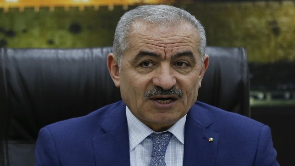 رئيس الوزراء الفلسطيني: فوضنا الأمم المتحدة لإدخال منحتين وألمانيا سترسل 50 جهاز تنفس