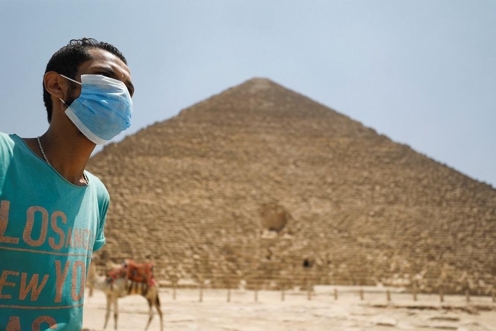مصر تسجل انخفاضا في الإصابات وزيادة في وفيات كورونا