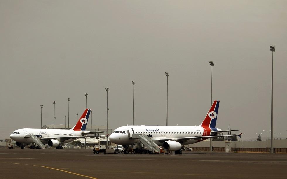 الخطوط الجوية اليمنية تدشن أولى رحلاتها التجارية بعد أشهر من التوقف