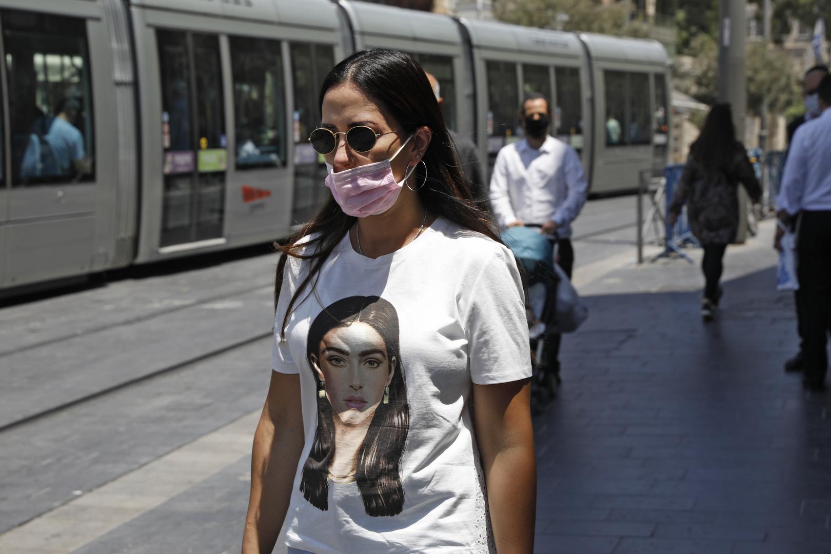 إسرائيل.. عدد حالات كورونا النشطة يتجاوز الـ 25 ألفا
