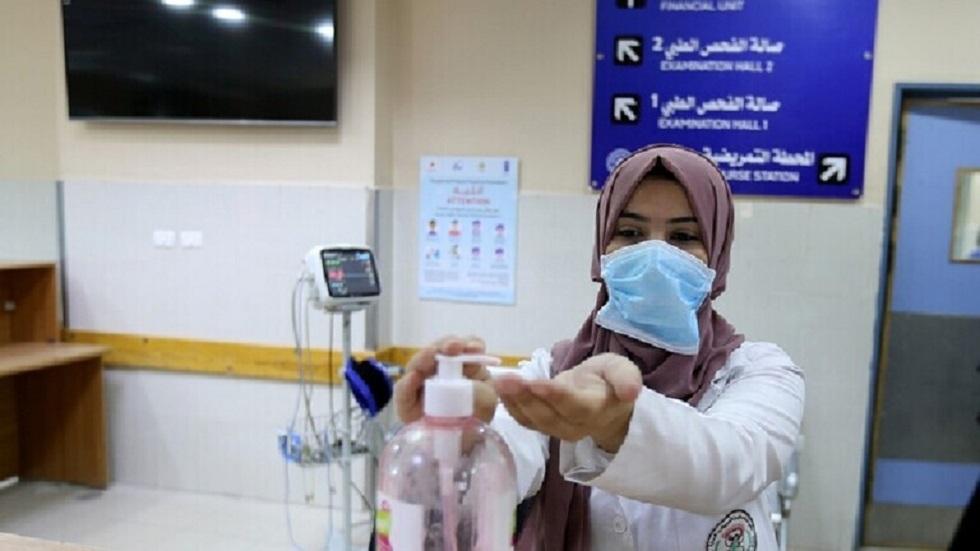 تعافي أكبر مصابة بفيروس كورونا في فلسطين