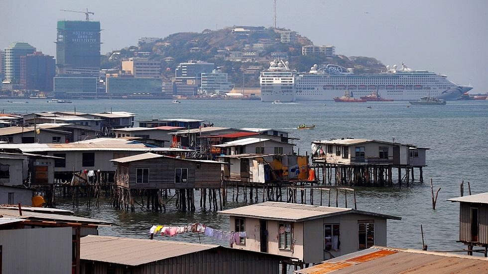 زلزال قوي يهز منطقة بحرية قبالة بابوا غينيا الجديدة