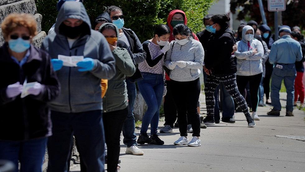 حالات كورونا في أمريكا تحطم الأرقام القياسية