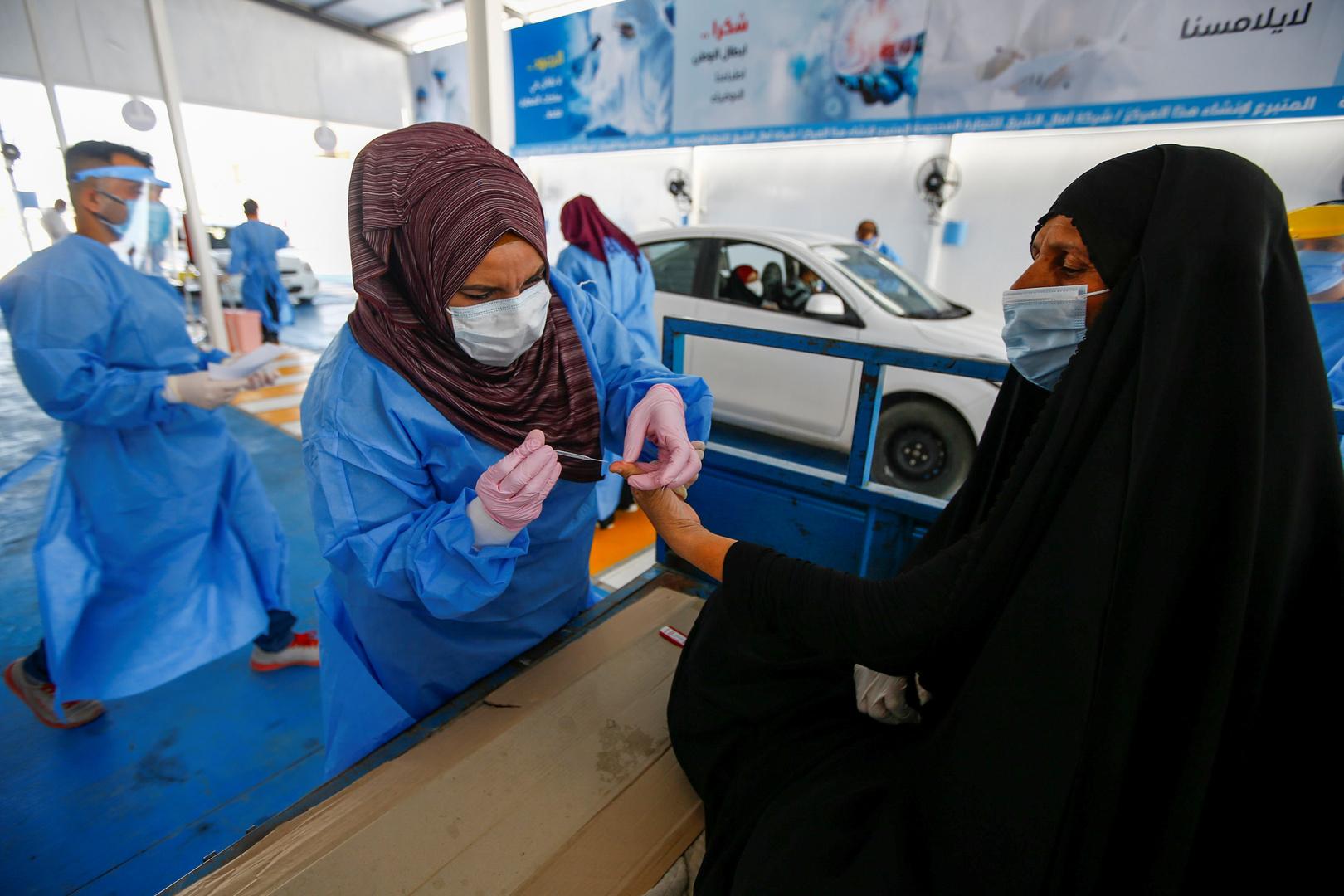 فرنسا: سنقدم مساعدات ومستلزمات طبية لإقليم كردستان العراق