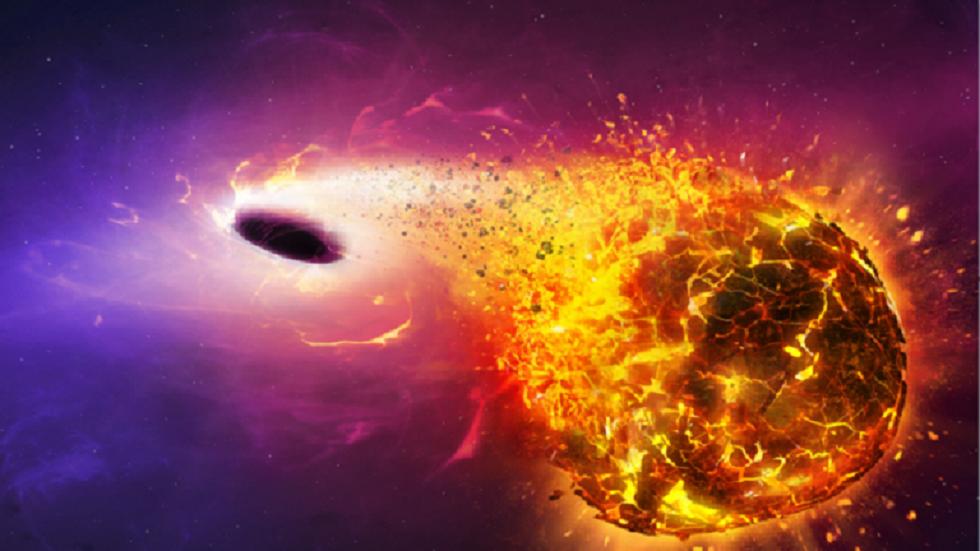 علماء الفلك يرصدون