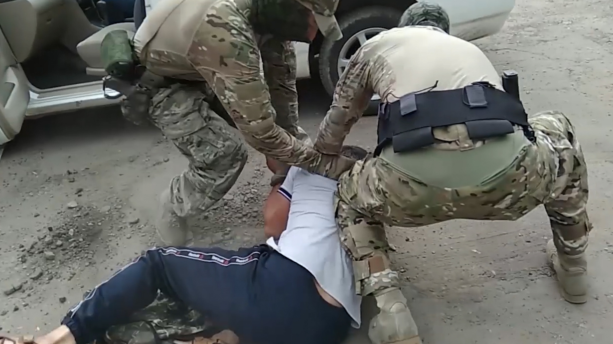 صور + فيديو.. الأمن الروسي يحبط هجوما إرهابيا في خاباروفسك