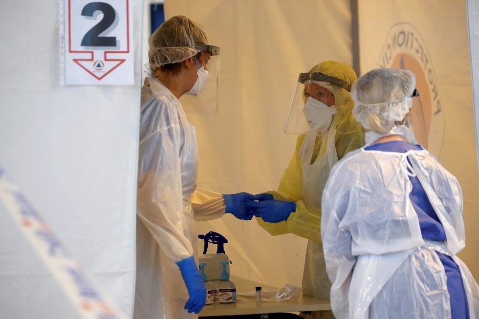 فرنسا: ارتفاع مقلق في عدد الإصابات الجديدة بكورونا