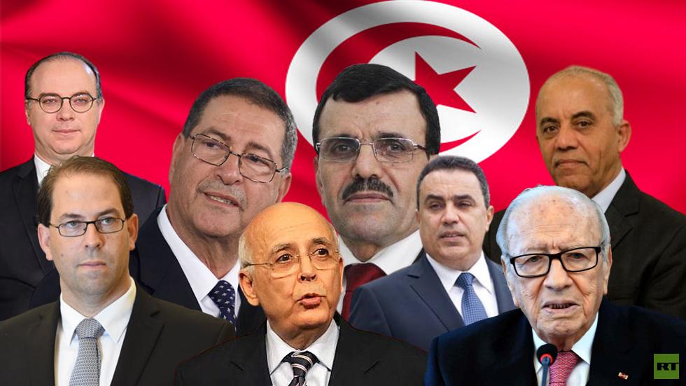 تونس.. 8 رؤساء حكومة في تسع سنوات