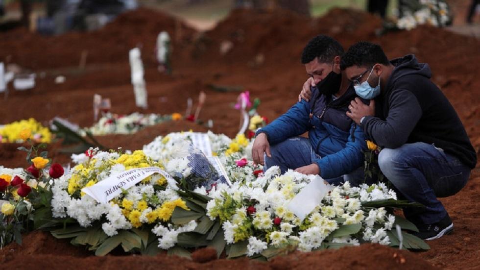 البرازيل.. 1163 وفاة وأكثر من 34 ألف إصابة جديدة بفيروس كورونا المستجد
