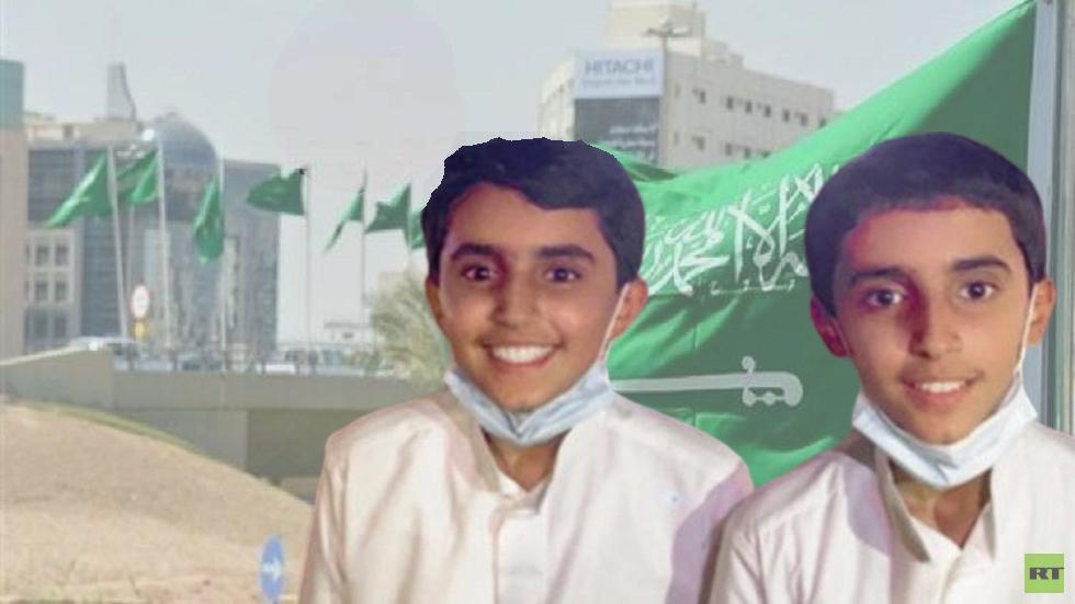 الحظ يضرب مع طفلين سعوديين ويصبحان من أصحاب الشهرة والثروة في غضون أيام (فيديو)