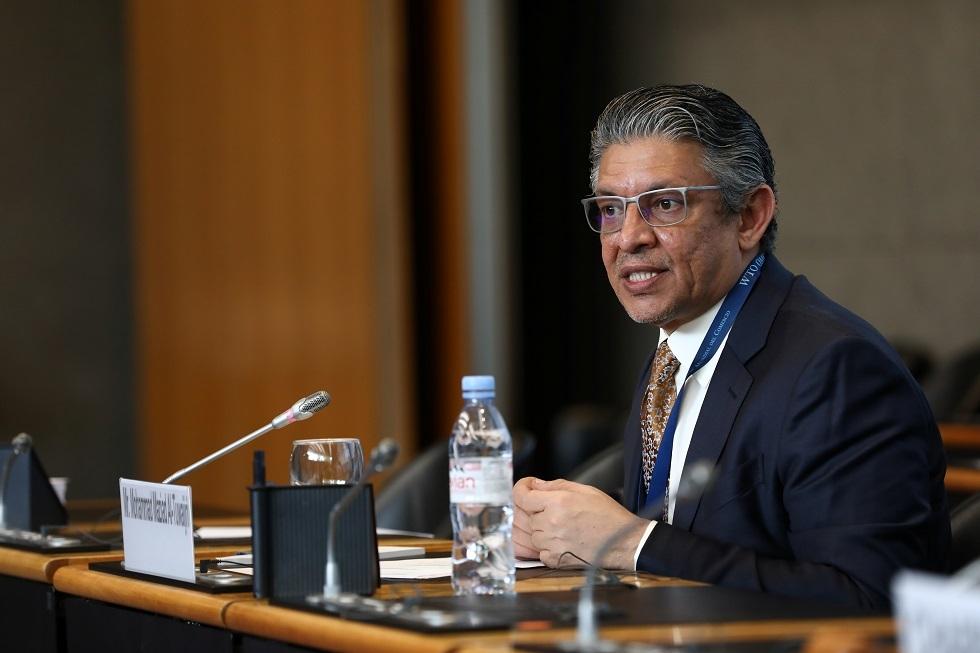 مرشح السعودية لمنصب مدير عام