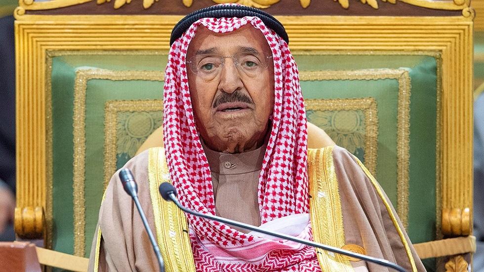 الرئيس العراقي يهاتف ولي العهد للاطمئنان على صحة أمير الكويت