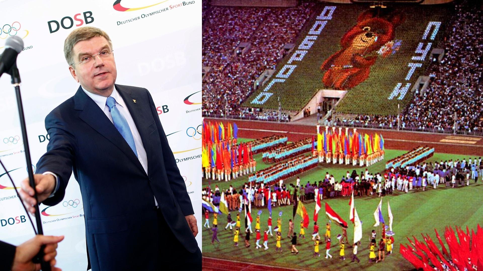 رئيس اللجنة الأولمبية الدولية: الكثيرون اعترفوا بأن مقاطعة أولمبياد موسكو 1980 كانت خطأ