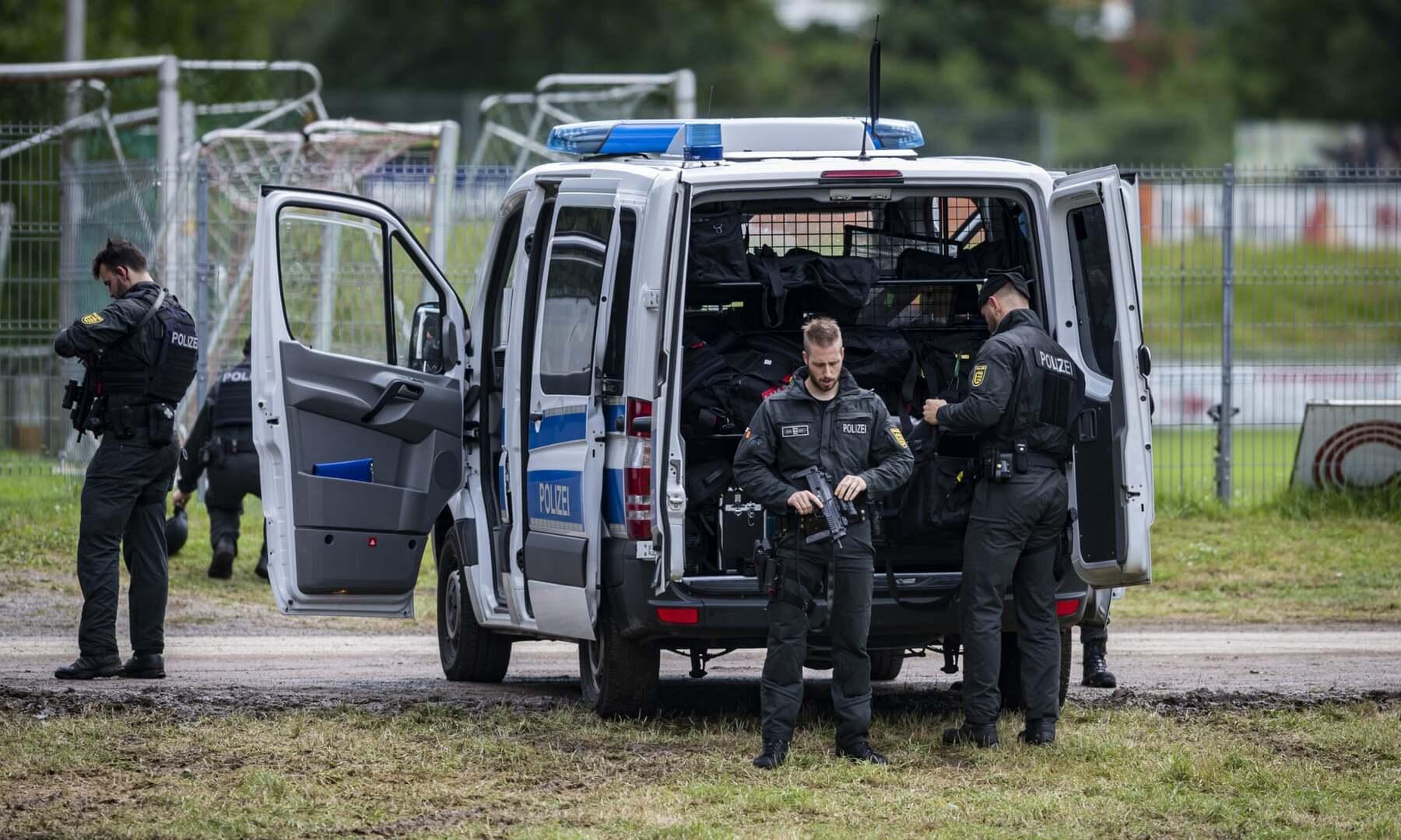 بعد مطاردة استغرقت 6 أيام.. الشرطة الألمانية تعتقل