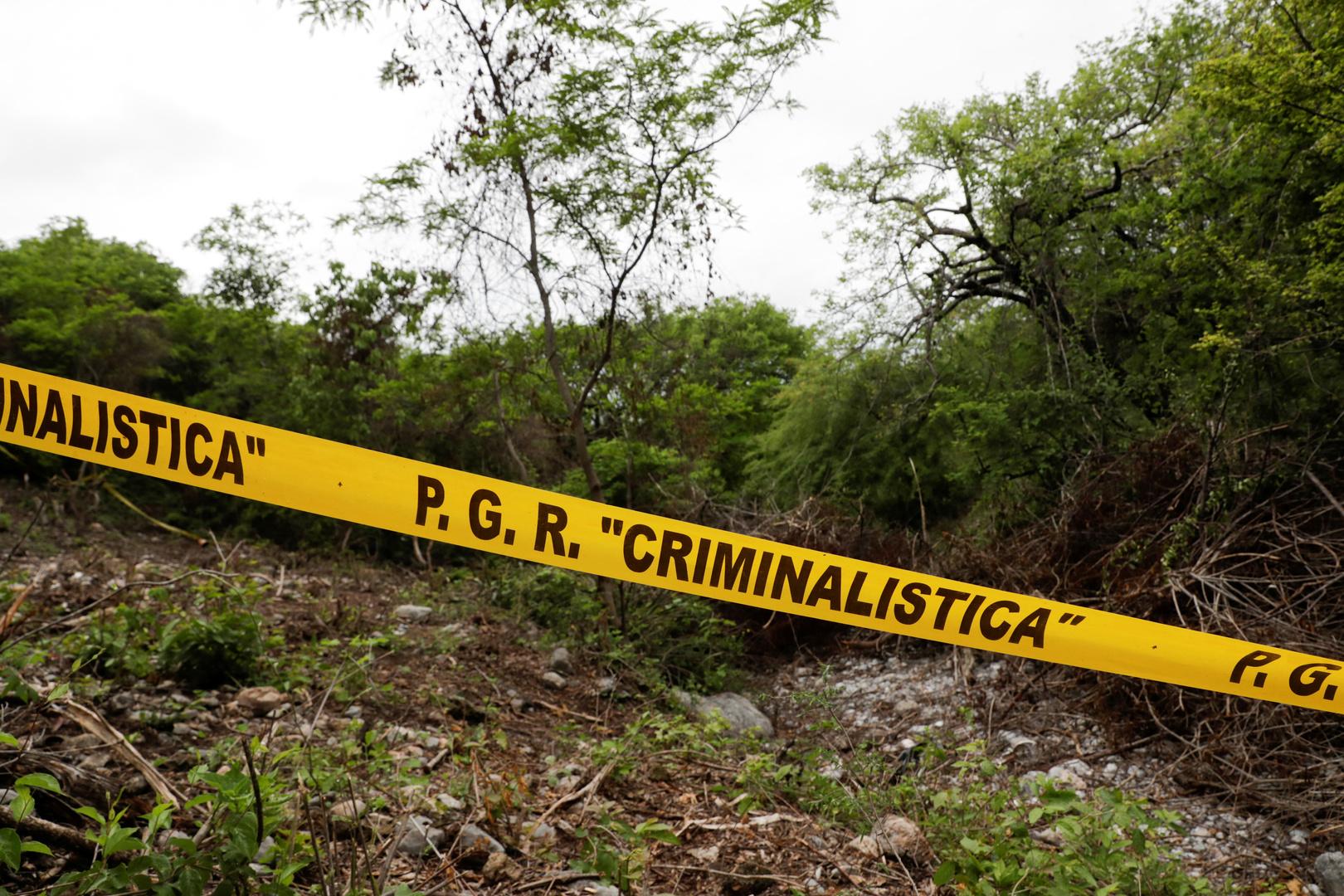 اكتشاف مقبرة جماعية غرب المكسيك