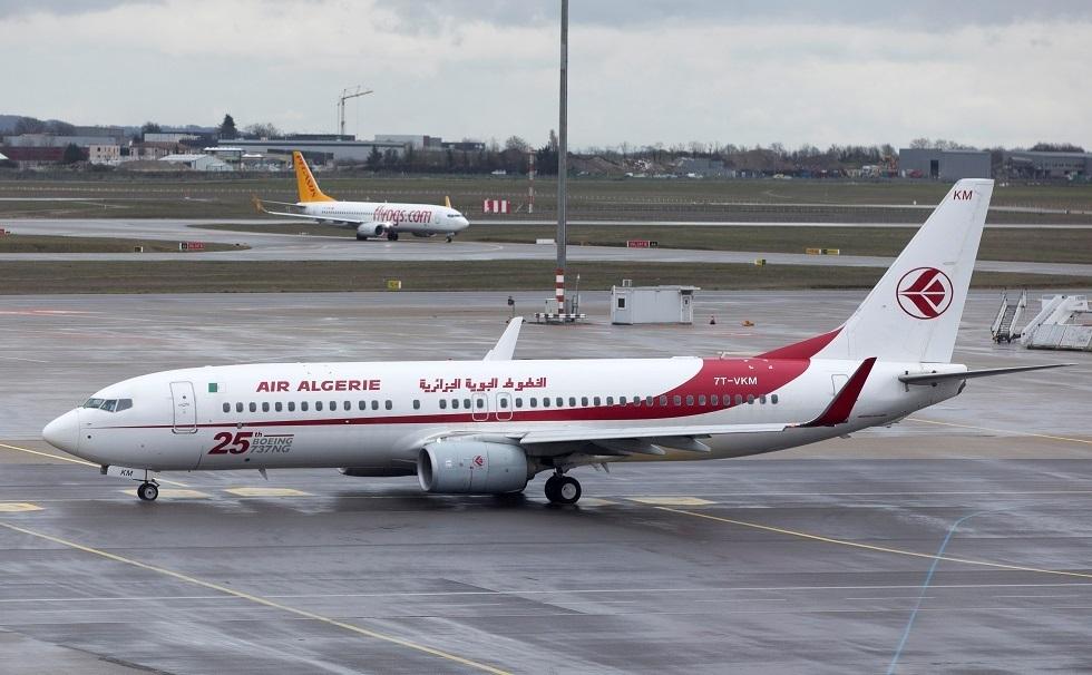 بسبب كورونا.. الجزائر تتوقع خسائر بـ 272 مليون دولار لشركة الطيران الوطنية