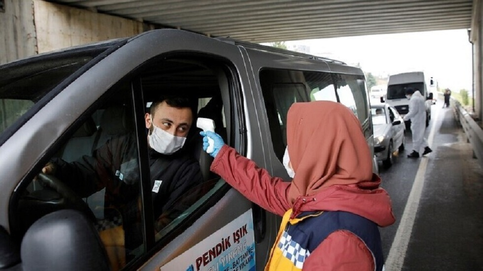 تركيا تسجل انخفاضا في أعداد الإصابات والوفيات بكورونا لليوم الخامس على التوالي