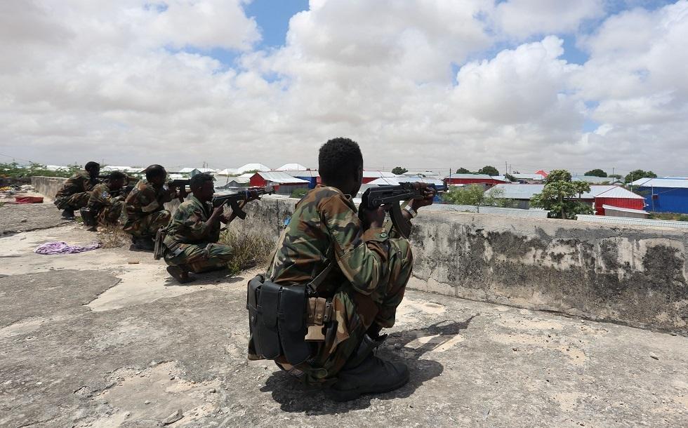 الجيش الصومالي يقتل 18 من