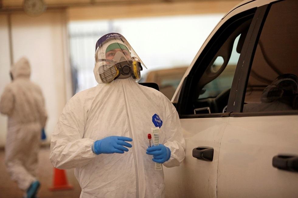 المكسيك تسجل 578 وفاة وأكثر من 7500 إصابة جديدة بكورونا