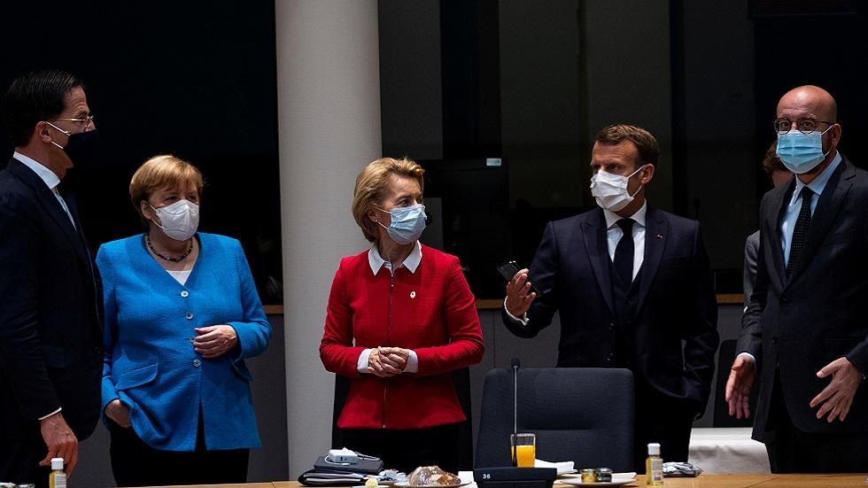 الاتحاد الأوروبي يمدد قمته في محاولة لتجاوز الخلافات بشأن خطة إنعاش