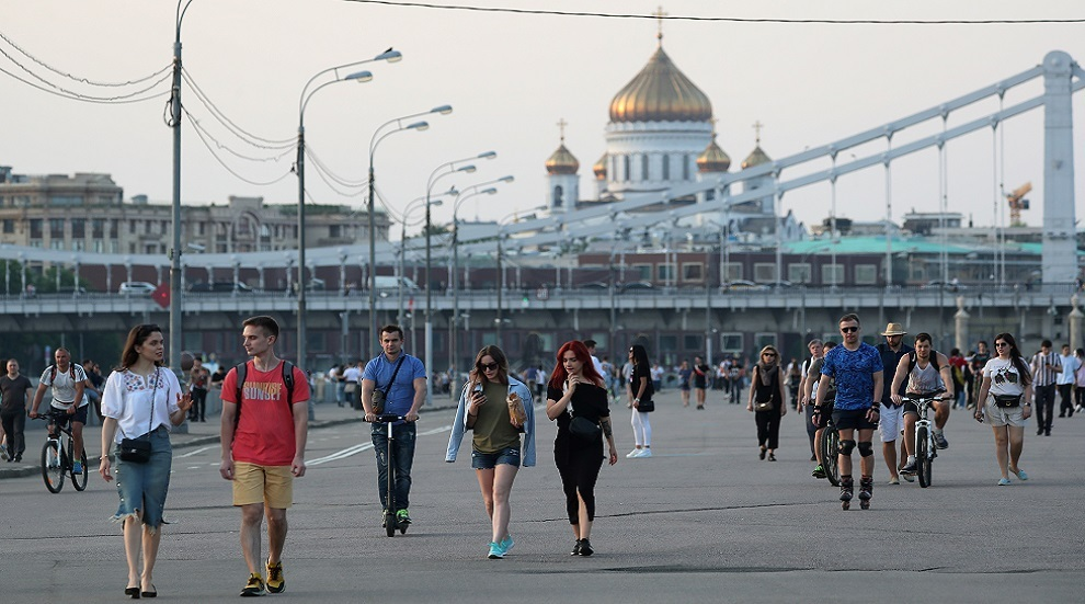 كورونا في روسيا.. انخفاض الإصابات الجديدة إلى 6,1 ألف والوفيات إلى أقل من 100