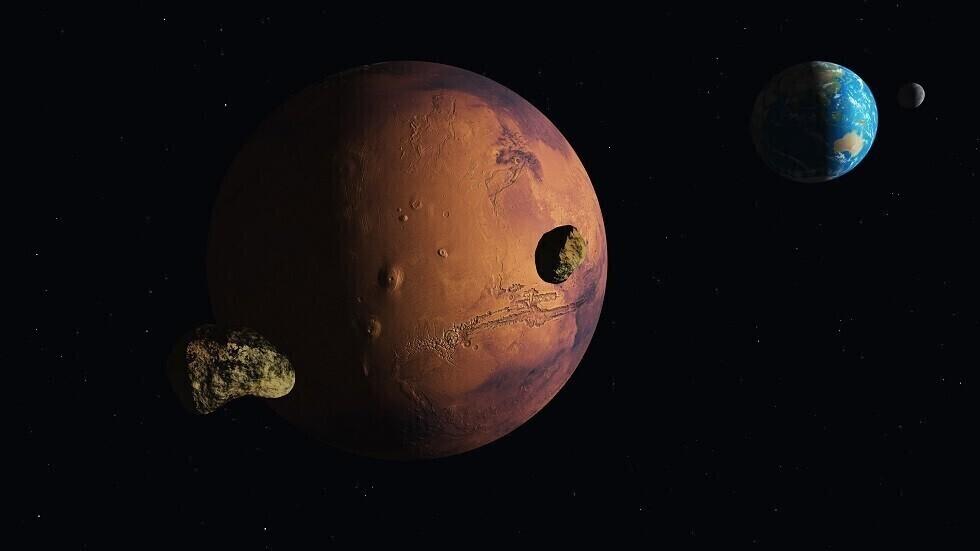 علماء يحددون أماكن عيش الأجانب في الكوكب الأحمر