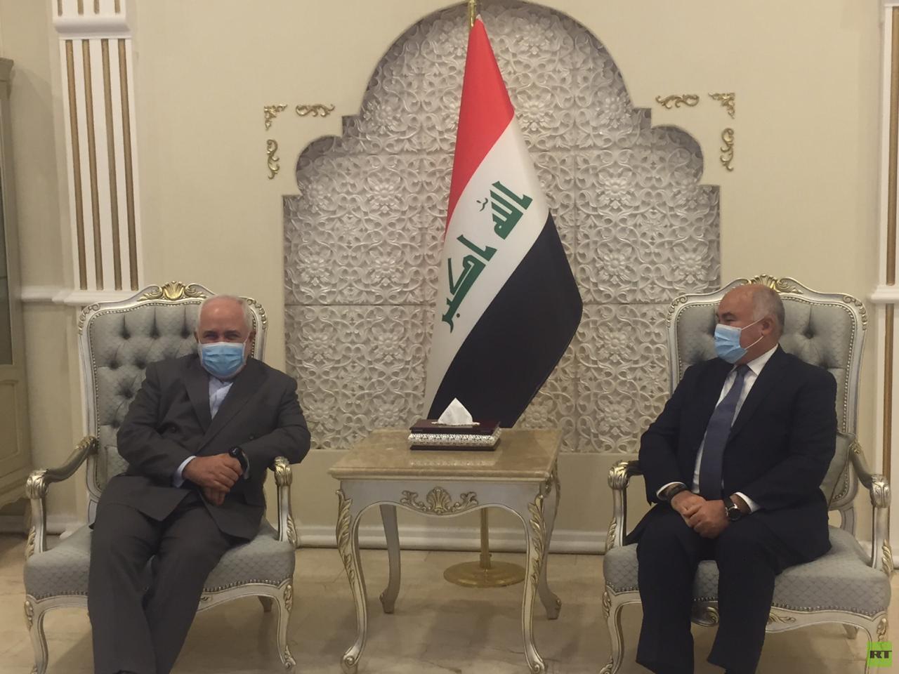 ظريف: علاقاتنا مع العراق لن تتزعزع